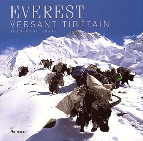 L'Everest, versant tibétain