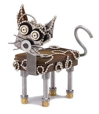 Hog Wild Gadget Scrap Metal Sculpture