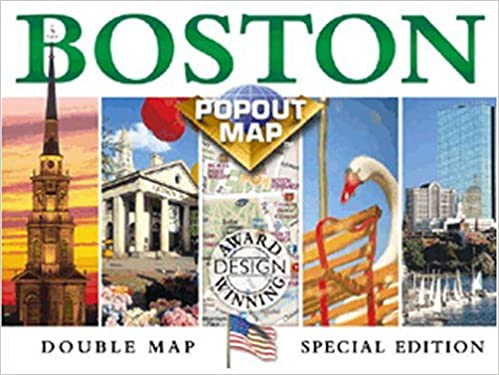 Boston Map Harvard.Boston Popout Map Greater Downtown Boston Beacon Hill Harvard