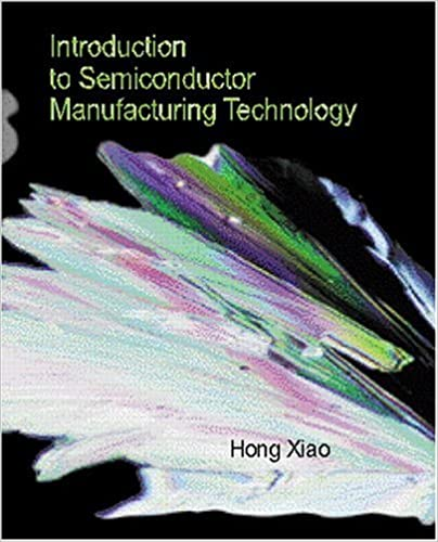 Fundamentals Of Semiconductor Fabrication Pdf