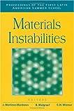 Materials Instabilities 9789810242657