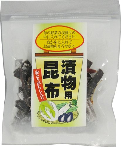 Matsumoto pickles for kelp 40gX10 bags by Matsumoto