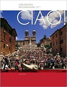 ``FREE`` Student Activity Manual For Riga/Phillips' Ciao!, 8th. vibrano vision ranked proceeds Rhode