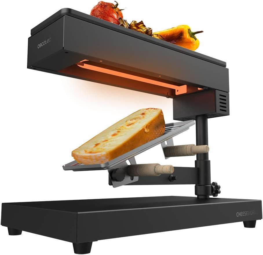 Raclette tradicional, Comparativa de los mejores modelos de 2021 5