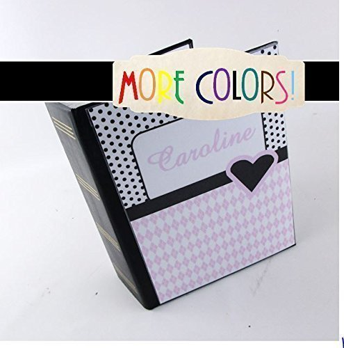 Baby Girl photo album 017 4x6 Photo Album 100 pictures MORE colors