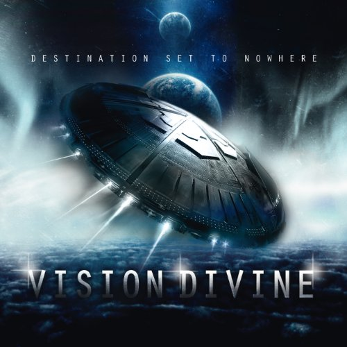 Vision Divine: Destination Set To Nowhere (Audio CD)
