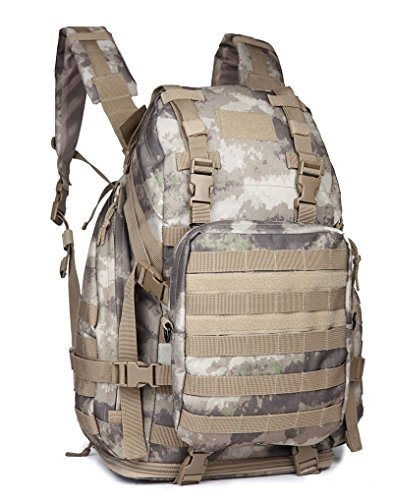 Military Crew Cab Tactical Backpack Outdoor Rucksacks 31L - 82L Outdoor Hunting & Fishing Personal Defense - DBATACS