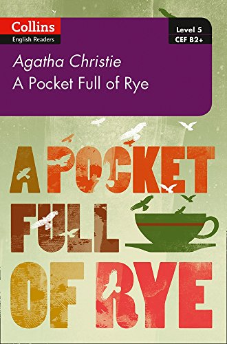 Pocket Full of Rye: B2 (Collins Agatha Christie ELT Readers) by HarperCollins UK