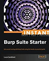 Instant Burp Suite Starter Front Cover