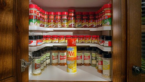 Spice Storage Shelf Stackable Organizer product image