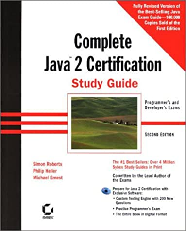 The Complete Java 2 Certification Study Guide: Programmer\'s and ...