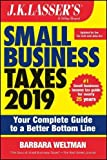 img - for J.K. Lasser's Small Business Taxes 2019: Your Complete Guide to a Better Bottom Line book / textbook / text book