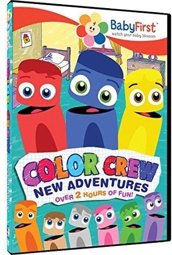 BabyFirst: Color Crew - New Adventures