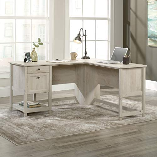 Sauder Edge Water L-Shaped Desk