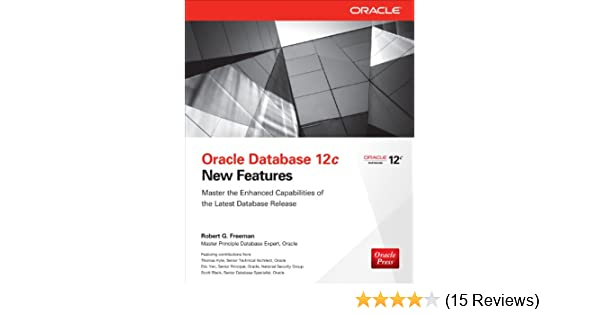 Oracle Database 12c New Features Ebook