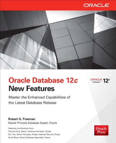 Oracle Database 12c New Features Pdf