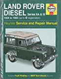 Haynes Land-Rover Owners Workshop Manual, '58-'85, Haynes, J. H. and Mead, J. S., 1850100969