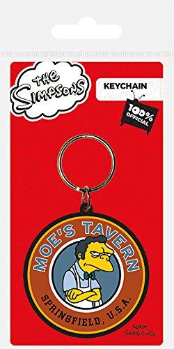 Simpson Gummi-Schlüsselanhänger Moes Taverne [VHS]https://amzn.to/2Be2eEO