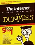 img - for The Internet All-In-One Desk Reference For Dummies (For Dummies (Computers)) book / textbook / text book