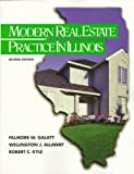 Modern Real Estate Practice in Illinois, Galaty, Filmore and Allaway, Wellington J., 079312509X