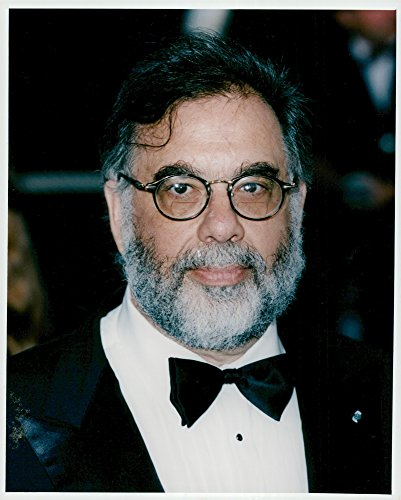 Vintage photo of Francis Ford Coppola, director