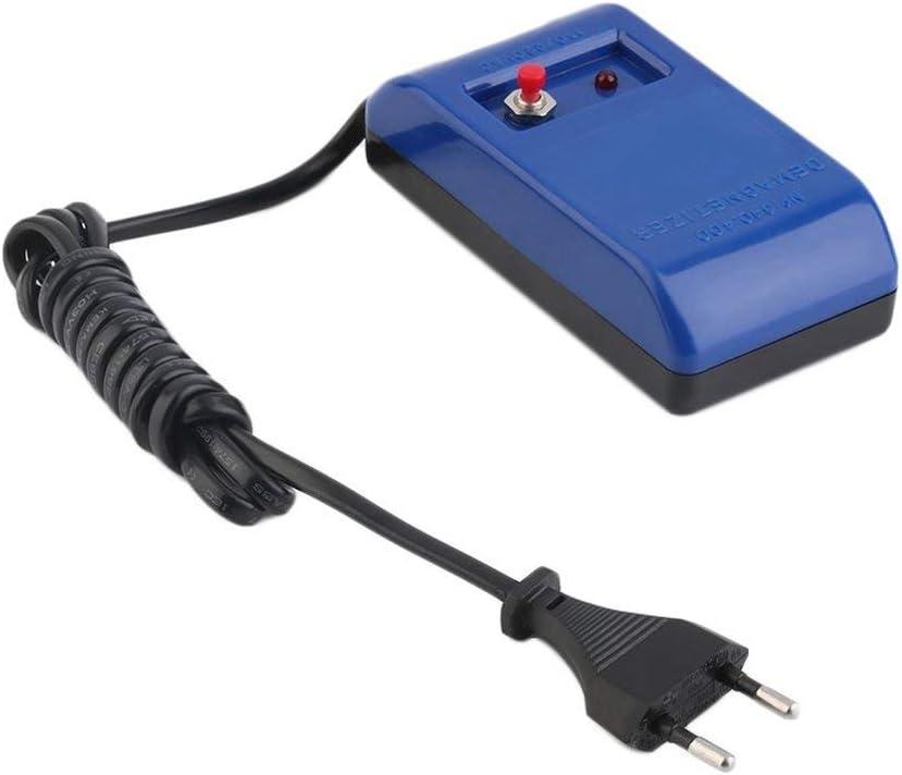 Herramientas de Reloj duraderas portátiles Destornillador y Pinzas Desmagnetizador Desmagnetización eléctrica Herramienta de reparación Kit EE. UU. Enchufe ToGames-ES: Amazon.es: Electrónica