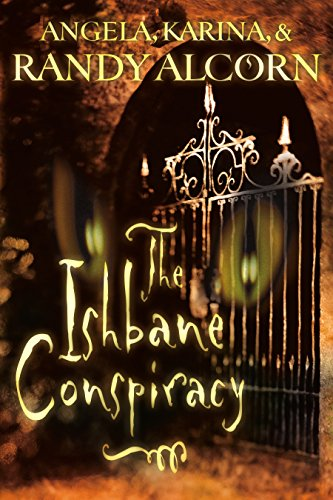 The Ishbane Conspiracy (Dragon Girl St Miracle)
