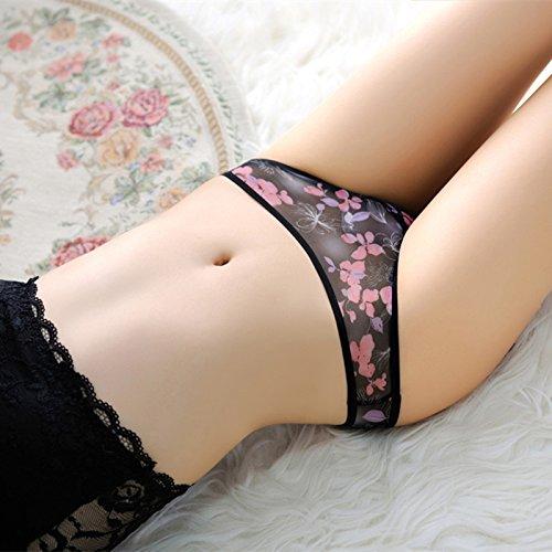 Mme Soutien-gorge sous-vêtements sous-vêtements goût bon goût, pastèque String