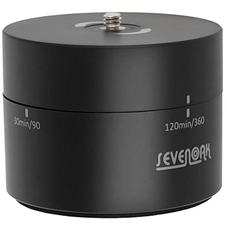 Sevenoak Timelapse - Cabezal de trípode para Smartphone, cámara de ...