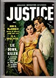 img - for Justice (1955, Jul.) book / textbook / text book