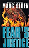 Fear's Justice, Marc Olden, 0671003798