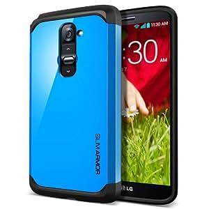 Amazon.com: LG G2 Case, Spigen LG G2 Case Slim [Slim Armor ...