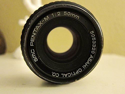 - PENTAX Smc M f/2 f/2.0 50mm