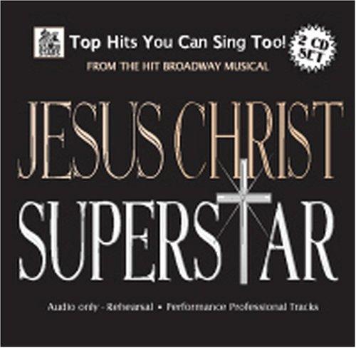 Christ Sets (Sing The Broadway Musical JESUS CHRIST SUPERSTAR (Accompaniment 2-CD Set))
