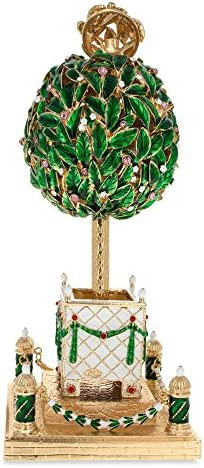 BestPysanky 1911 Bay Tree Royal Russian Egg