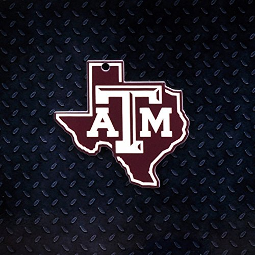 Authentic Street Signs NCAA Super Steel 4 Inch Magnet (Texas A&M Lone Star)