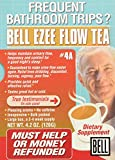 Bell Ezee Flow Tea for Men by Bell Lifestyle Products - 120g. 2-Pack