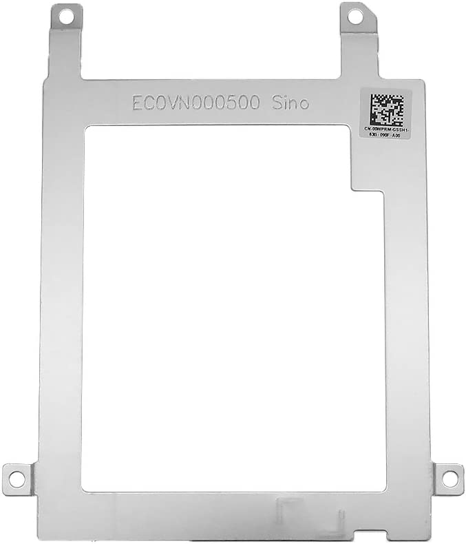 S-Union New HDD Caddy Metal Bracket Frame for Dell Latitude E7440 EC0VN000500 00WPRM 0WPRM 4 Screws Included