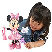 Fisher-Price Disney Minnie Mouse Bloomin' Bows Minnie-Playset