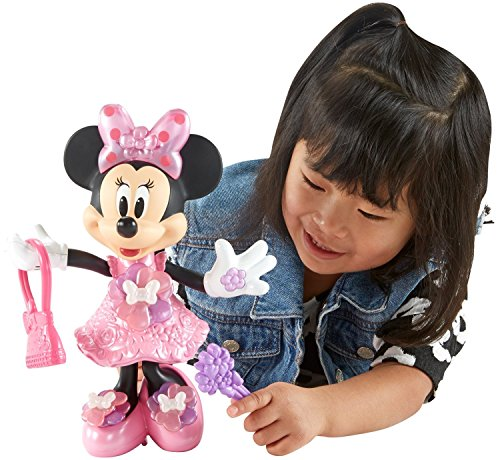 Fisher-Price Disney Minnie, Bloomin' Bows Minnie]()