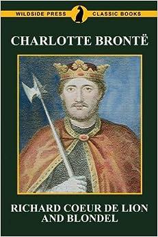 Book Richard Coeur de Lion and Blondel