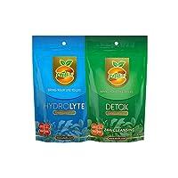 Etolix Hydrolyte + Etolix Detox (115 gr.) | Detox 24 Hours | Lose up to 8 pounds...