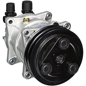 A//C Compressor-New Compressor 4 Seasons 58701