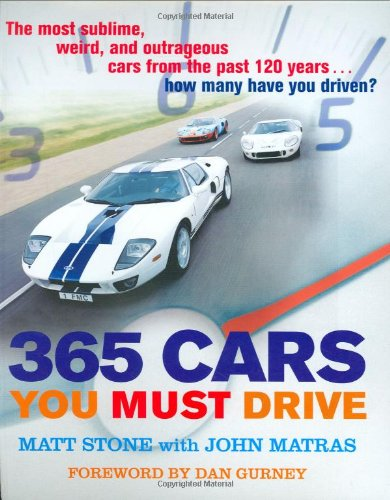 Download 365 Cars You Must Drive PDF