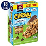 Quaker Chewy Granola Bars, Variety Pack,...