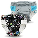 Kanga Care Lil Learnerz Toilet Training Pants, Tokispace & Platinum, X-Small