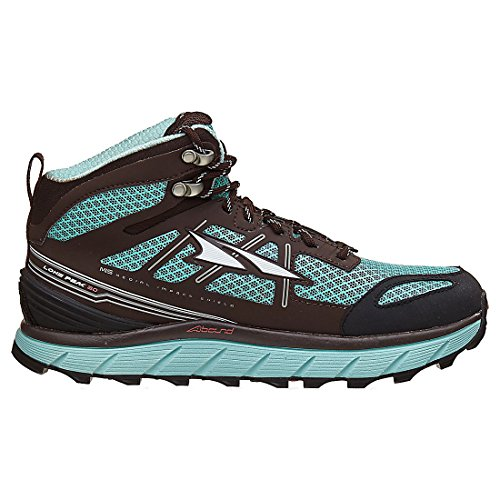 Altra Lone Peak 3Mid Neo Zapatillas de Running–Mujer, Azul Azul