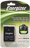 Energizer ENB-NEL14 Digital Replacement Battery EN-EL14 for Nikon D3100, D3200, D5100, D5200, P7000 and P7100 (Black)