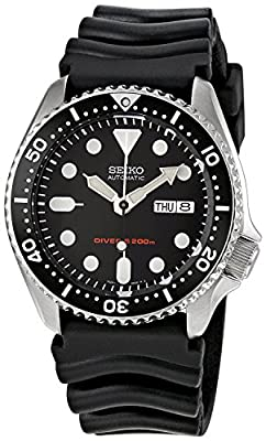 Seiko Men's SKX007K Diver's Automatic Watch from Seiko