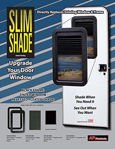 Slim Door (AP Products 015-201512 Slim Shade Upgrading Your Door  Window)